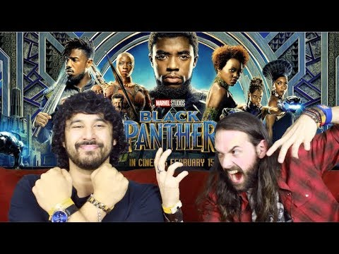 BLACK PANTHER - MOVIE REVIEW!!!