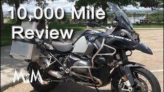 BMW R1200GS Adventure Review 10,000 Miles