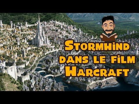 Hurlevent (Stormwind) dans le film Warcraft, le commencement