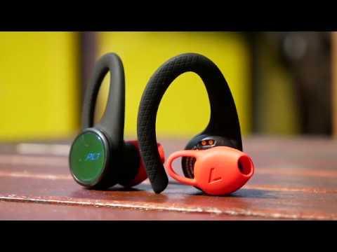 Plantronics BackBeat FIT 3100 Review inklusive Soundcheck / Mikrofontest
