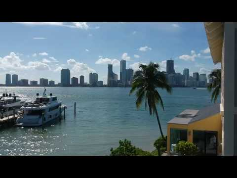 LIVE 🔴 Short flight with Dji Spark ⚡️🚁 in Miami Beach 🏖🏢