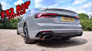 THIS 532BHP AUDI RS5 IS MENTAL! *TDI TUNING SPECIAL*