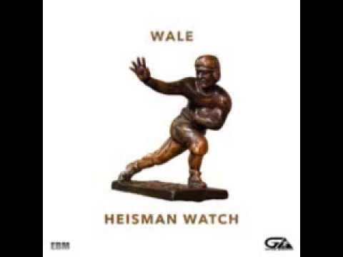 Wale - Heisman watch