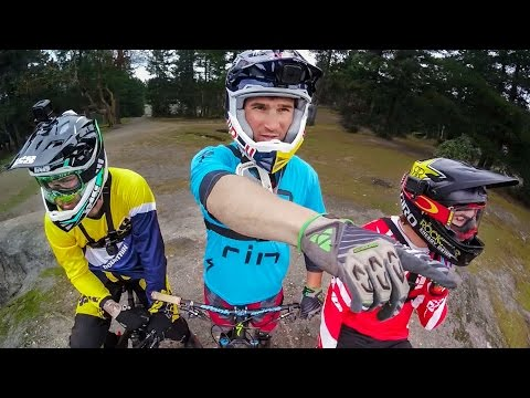 GoPro: Beasts of BC - Origins of Freeride