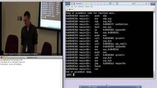 OpenSecurityTraining: Introduction To Software Exploits (day 1, part 1)