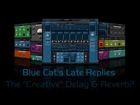 """Late Replies: The """"Creative"""" Delay And Reverb Plug-In?"""