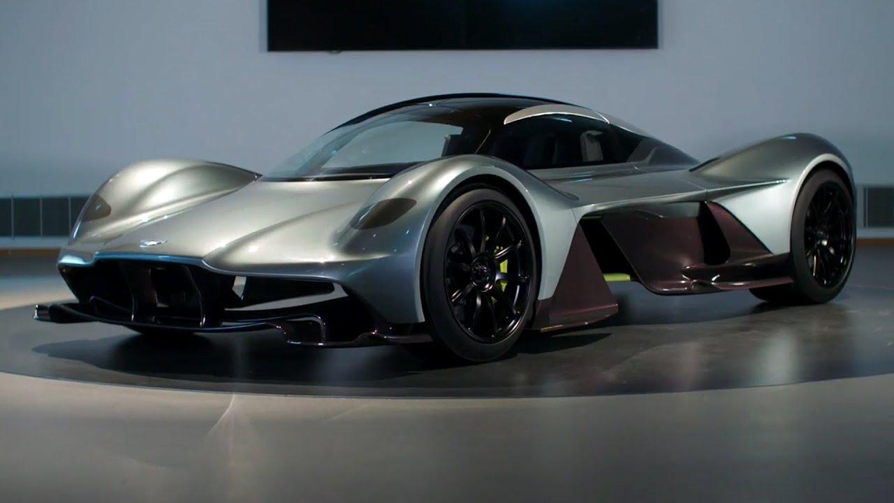 Aston Martin Valkyrie Previously Am Rb 001 Youtube