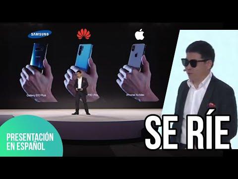 Huawei VUELVE A HUMILLAR a Samsung y Apple con P30 Pro | Presentación en español
