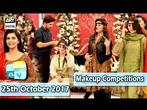 Good Morning Pakistan - 25th October 2017 - ARY Digital Show