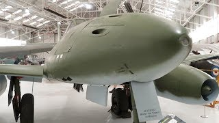 Me 262 A-29 at RAF Museum Cosford England - 2018