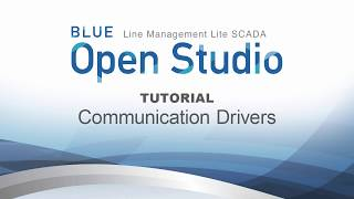 Video: BLUE Open Studio Tutorial #7: Communication Drivers