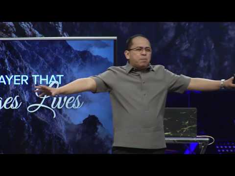 Profiles of Prayer  - The Prayer That Changes Lives - Bong Saquing
