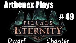 Lets Play Pillars of Eternity: Episode 49 [Sky Dragon]