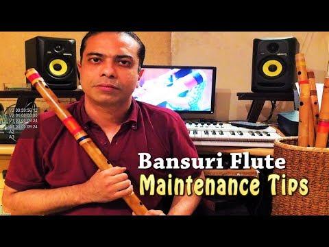 Bansuri Flute Maintenance Tips-Zubair Malik-Flute Training Centre