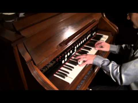 Short Prelude & Fugue in C (BWV 553) - Bach/Krebs - Berlin Reed Organ