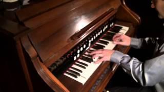 Short Prelude & Fugue in C (BWV 553) - Bach/Krebs - Berlin Reed Organ