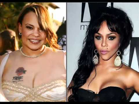 Lil' Kim Embarrasses the Hell out of Faith Evans! - YouTube