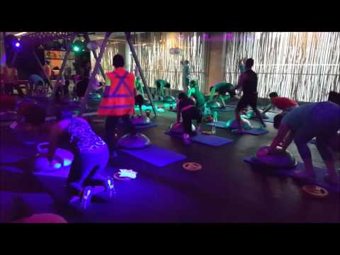 Clase Master HIIT, O2 Fit el Golf