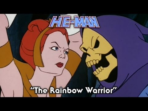 He Man  The Rainbow Warrior  FULL episode