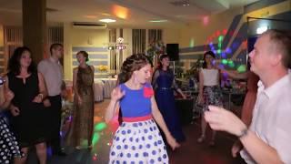 Бобруйск видео. Зажигательные танцы на свадьбе.