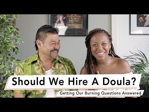Should We Hire a Doula? Getting Our Burning Questions Answered!