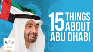 15 Things You Didn&#39t Know About Abu Dhabi