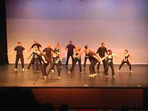 dad teacher dance broadway lights