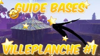 BOUCLIER A, B - C VILLEPLANCHE - FORTNITE SAUVER THE WORLD