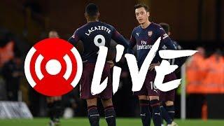 Wolves 3 - 1 Arsenal | Arsenal Nation Live Analysis