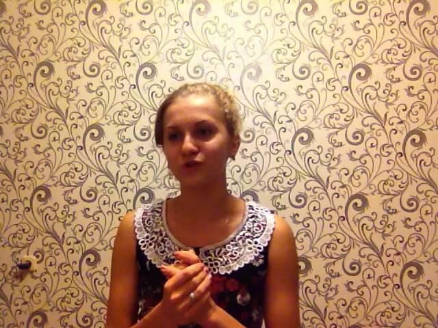 Изображение предпросмотра прочтения – АнастасияБочарова читает произведение «Ритм» И.А.Бунина