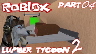 Roblox: Lumber Tycoon 2 (GER) PC - 04 - Glatt Eis geschichte.