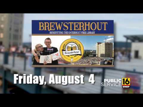 2017 Osterhout Rooftop PSA from WNEP TV