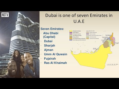 The 7 Pearls: The United Arab Emirates