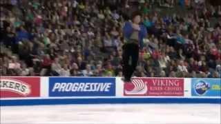 さらっと観てみよう 町田樹2014スケートアメリカFS『交響曲第9番』 町田樹 検索動画 18