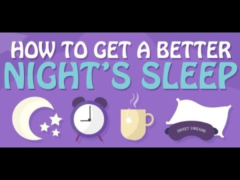 Better Night's Sleep With Nutrients And Minerals