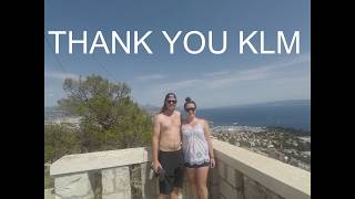 iFly TV: Mairead Scully from Canada won a trip to experience Split