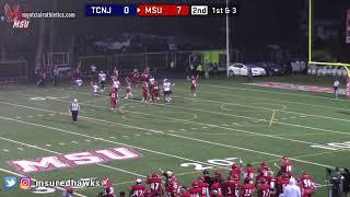 Montclair State Football Highlights vs. TCNJ - 10/6/18