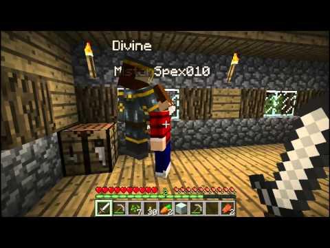 Minecraft CO-OP /w Alex, oNNe, Int3rNe7, Narnia #2