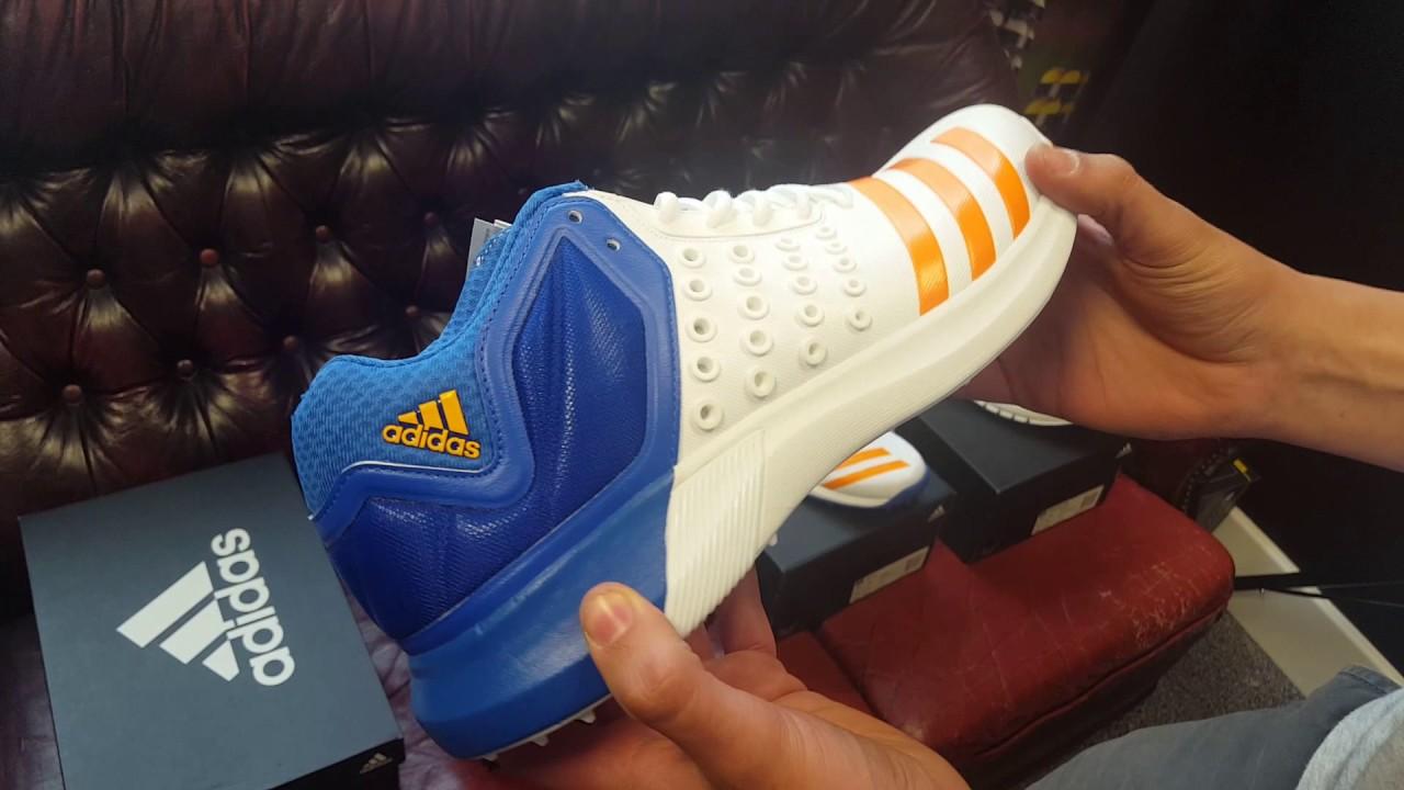 Adidas 2017 Cricket Shoes range