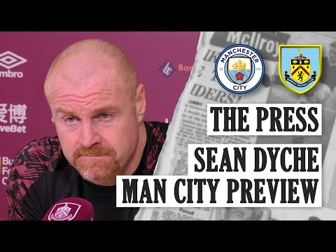 TIER 3, MARADONA, AND MAN CITY | THE PRESS |  Man City v Burnley