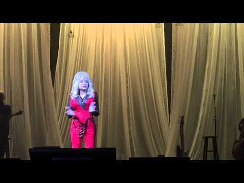 "Dolly Parton ""Backwood's Barbie"""
