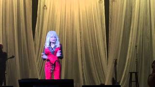"""Gambar cover Dolly Parton """"Backwood's Barbie"""""""