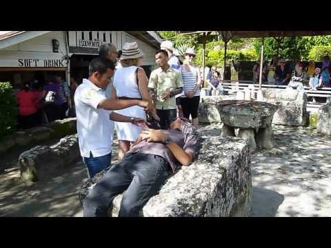 Mr Hamzah - Travel Guide Medan-Berastagi-Lake Toba