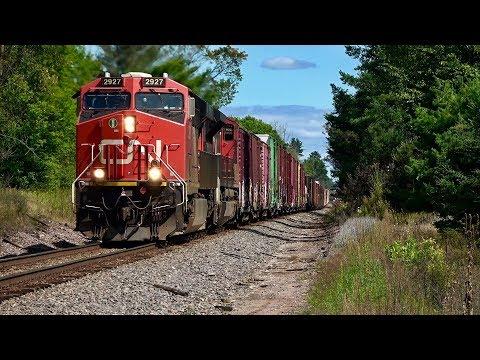 TRRS 511: Railfanning Michigan's Upper...