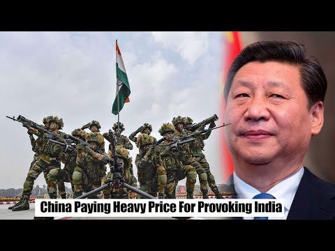 China Paying Heavy Price For Provoking India