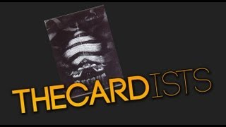 Deck Review - The Black Arcane Deck Made By Ellusionist