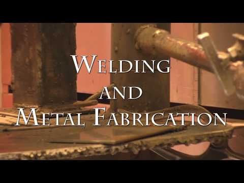 Welding and Metal Fabrication - Herndon Career Center