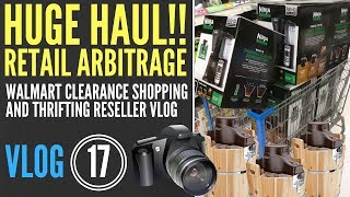 Retail Arbitrage Finds and Walmart Clearance Pickups for Resell on Amazon FBA