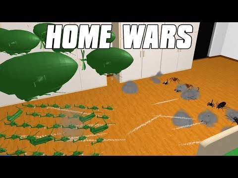 Home Wars - Epic Air Battles!