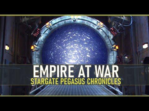 Ancient-Wraith War! | STARGATE | Star Wars: Empire At War Mod  [Ep 1]